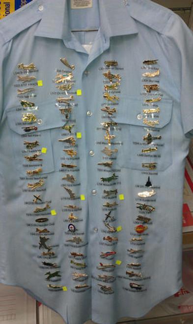 FA18 Hornet / Roundel Pin