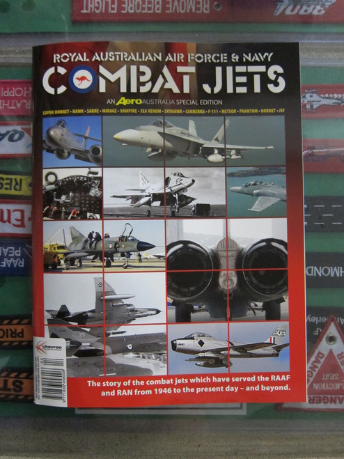 Royal Australian Air Force & Navy COMBAT JETS Aero Australia Special Edition Magazine