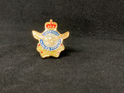 Air Force Crest Lapel Pin