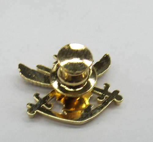 Tri-Service Lapel Pin