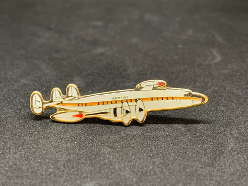 Qantas L-1049G Lockheed Super Constellation