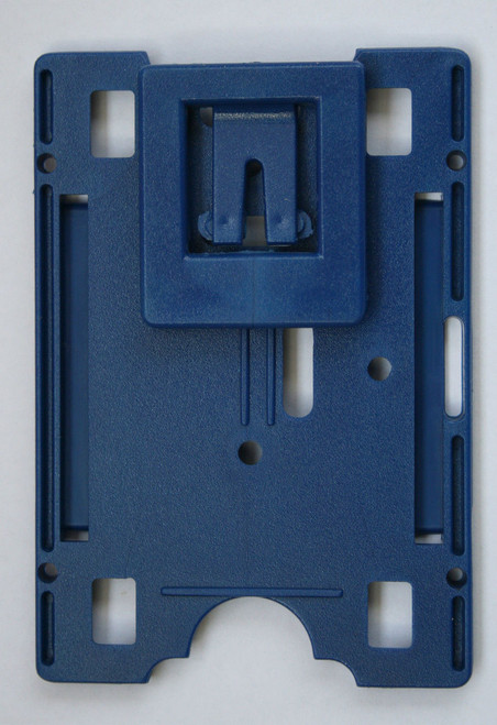 BLUE Single ID Holder
