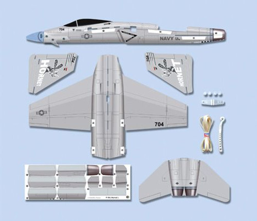 F-18 Hornet   Power Launch Fighter