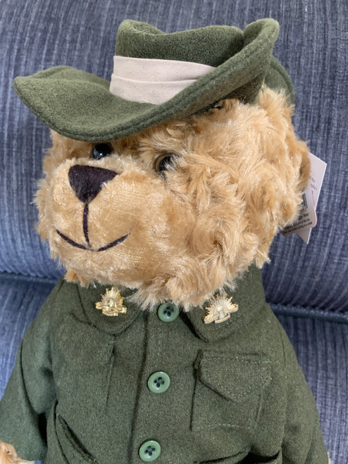 First World War Digger Bear