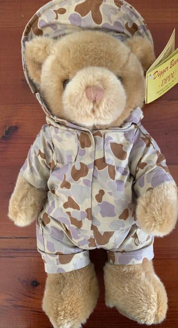 Teddy Bear -  Army DPDU - Limited Edition