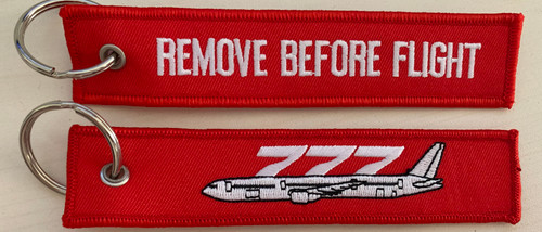 Accessories - REMOVE BEFORE FLIGHT / KEY TAGS - Page 1