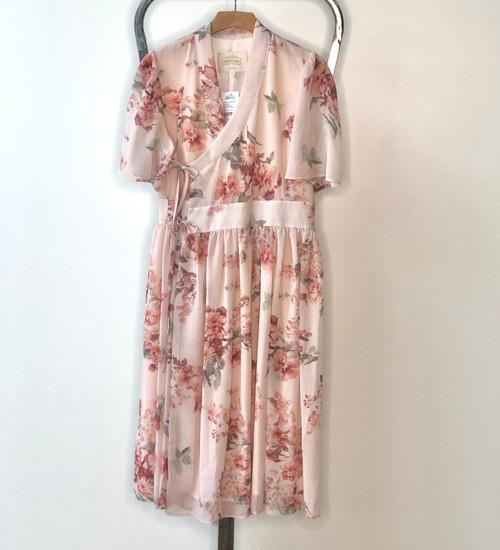 Teterot Salon Cheolik Dress Sentimental Pink C1F01D010