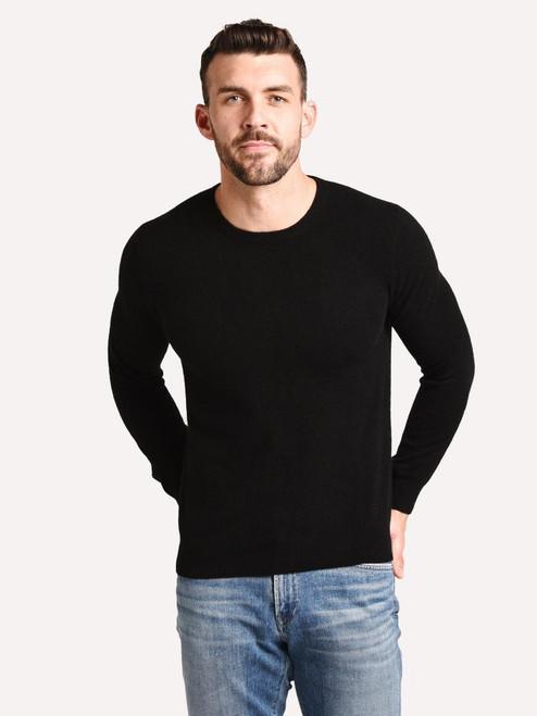 Naadam Men's 100% Mongolian Cashmere Pullover Sweater MC92124
