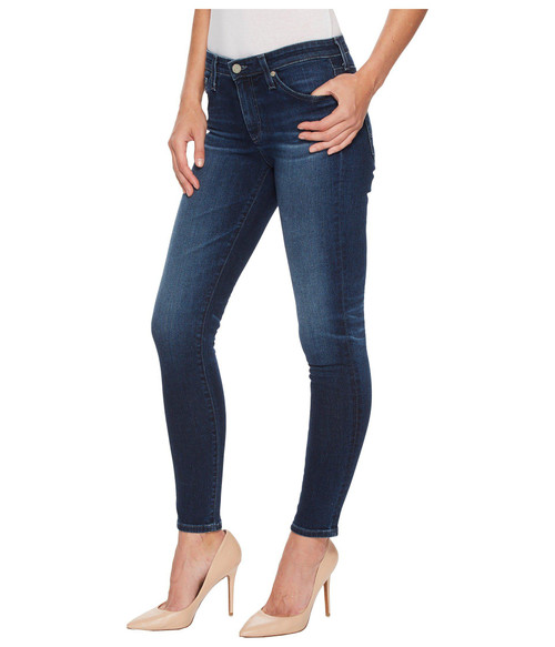 AG Adriano Goldschmied Women's Legging Ankle Skinny Jeans EMP1389 4 Years Deep Willows