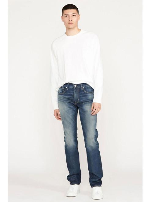 Hudson Jeans Men's Blake Slim Straight Zip Fly M275ZDPP Turn Over (FINAL SALE)
