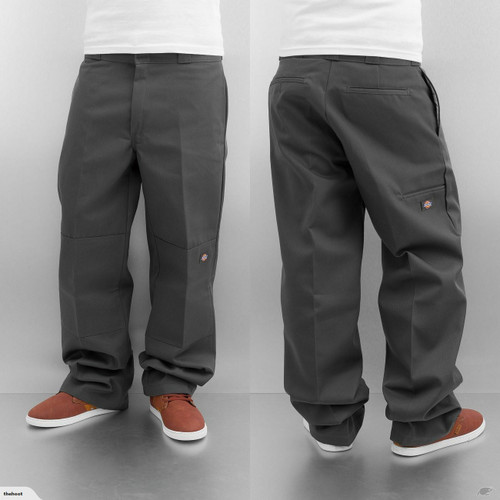 Dickies M Loose Fit Double Knee Work Pant 85283CH Charcoal