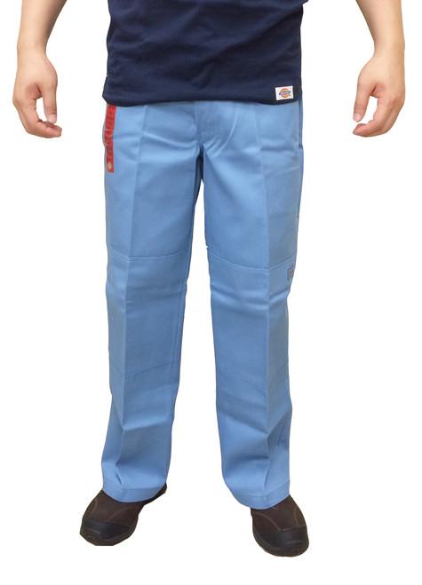 Dickies M Loose Fit Double Knee Work Pant 85283LB Light Blue