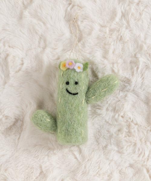 Shiraleah Cactus Ornament 42-57-009