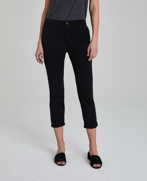 AG Adriano Goldschmied Women's Caden Tailored Trouser SBW1613 Super Black