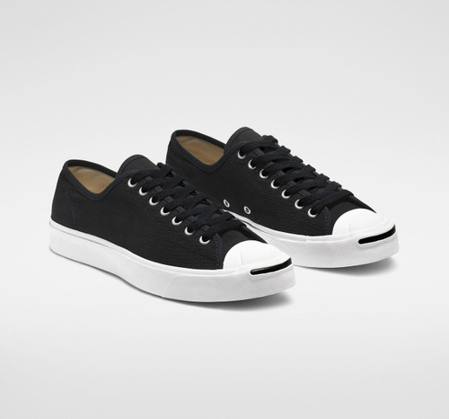 Converse Jack Purcell Canvas Sneaker Low Top Black/White 1Q699
