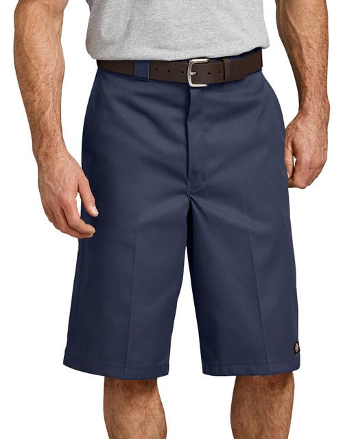 """Dickies M 13"""" Loose Fit Multi-Pocket Work Short 42283NV Navy"""