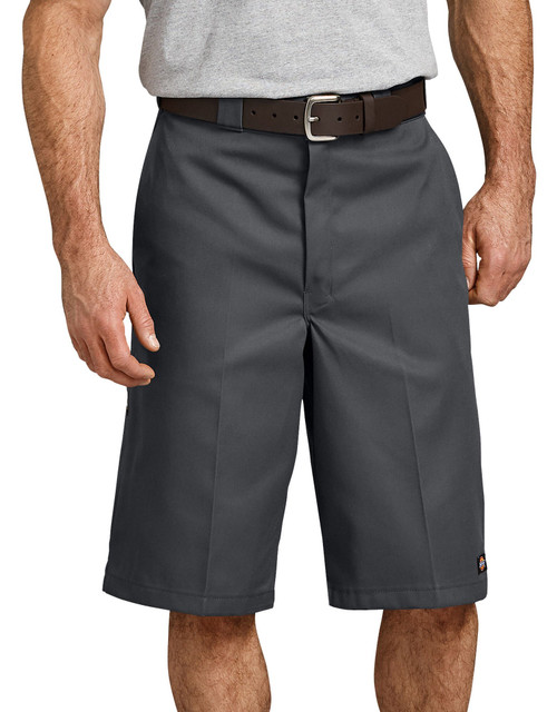 """Dickies M 13"""" Loose Fit Multi-Pocket Work Short 42283CH Charcoal Gray"""