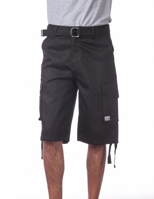 Proclub Twill Cargo Shorts 166