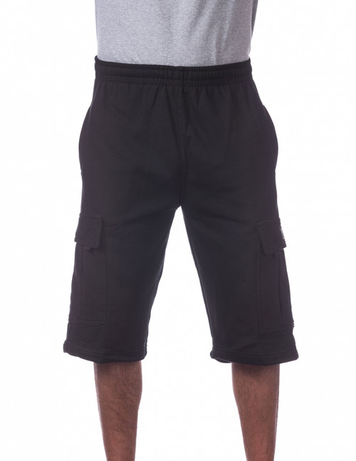 Proclub Fleece Cargo Shorts 167