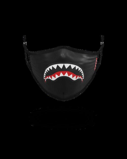 Sprayground Black Core Face Mask 910Z317NSZ