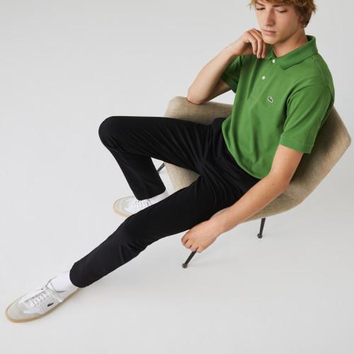 Lacoste Men's Slim Fit Stretch Gabardine Chino Pants HH9553