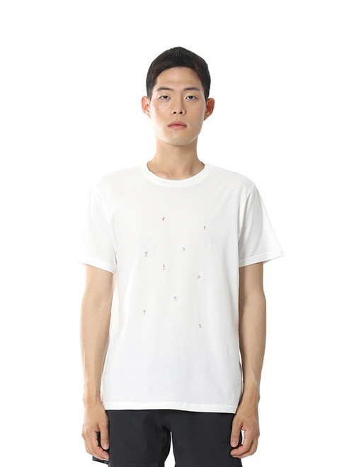 SCRBL Art of Scribble T-Shirt Social Distance