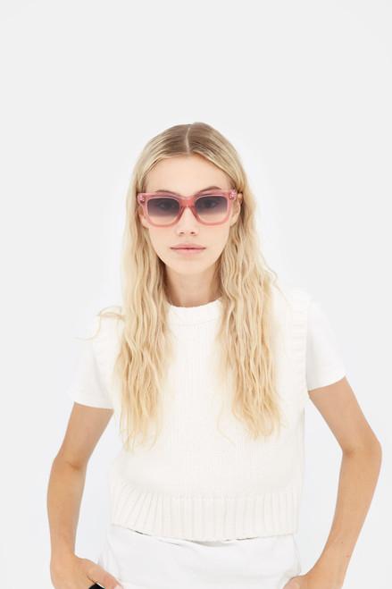 Retrosuperfuture Vita Blush Sunglasses
