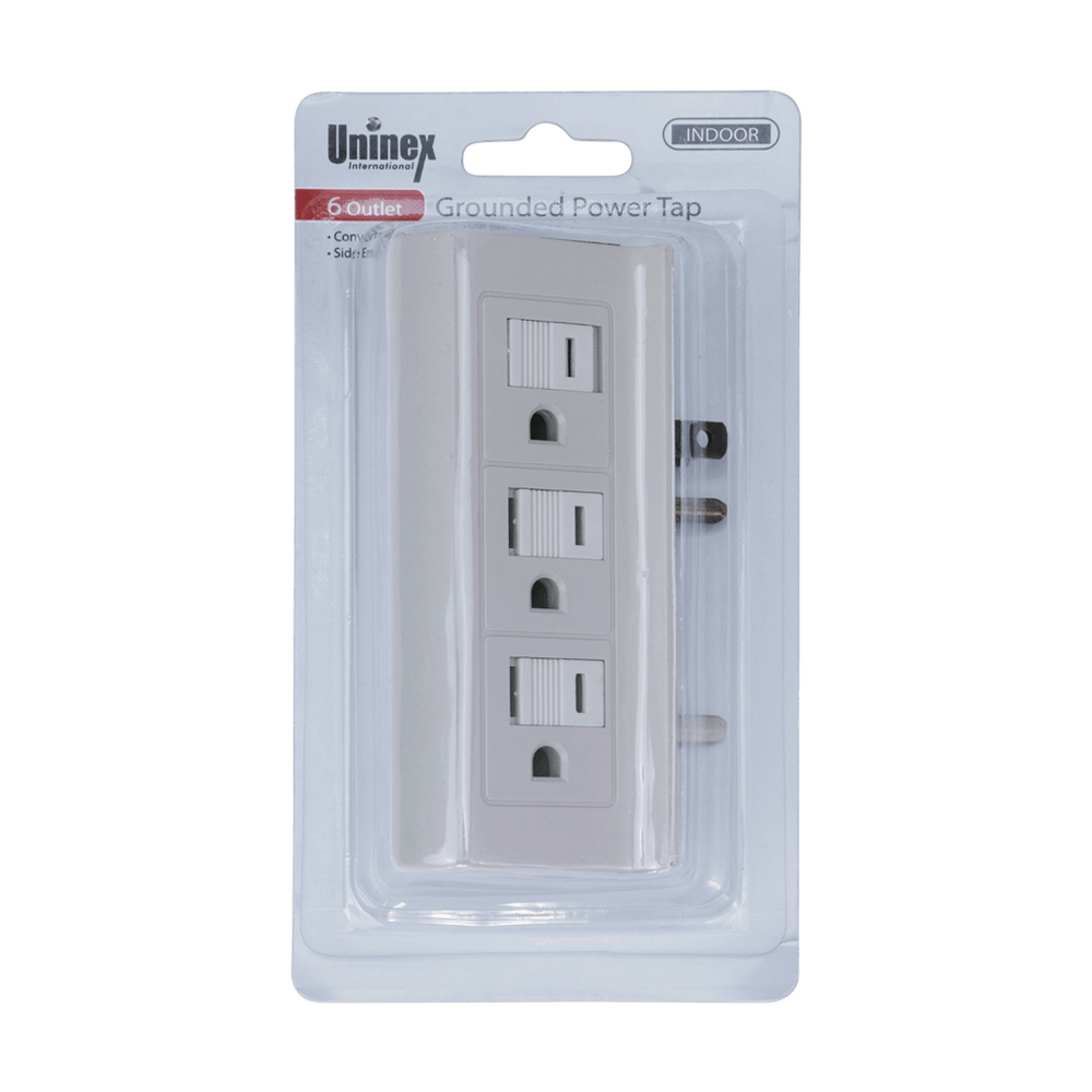 PS24U, 6 Outlet Grounded Power Tap