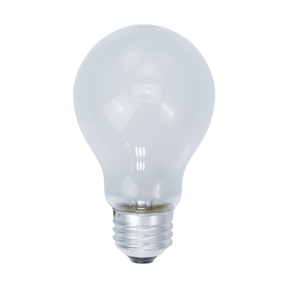 KL11003RS, 3-Pack 100W Frosted Light Bulbs Medium Base Dimmable