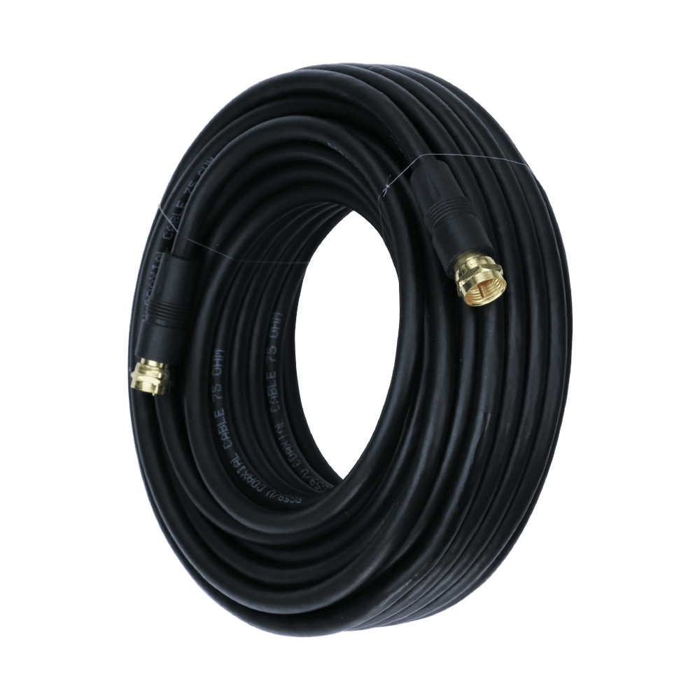 RG5950BKG, RG59 40ft Coaxial Cable