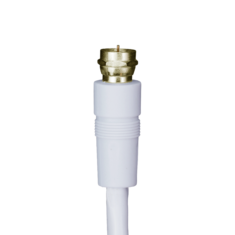 RG59100WTAAF, RG59 100ft Coaxial Cable