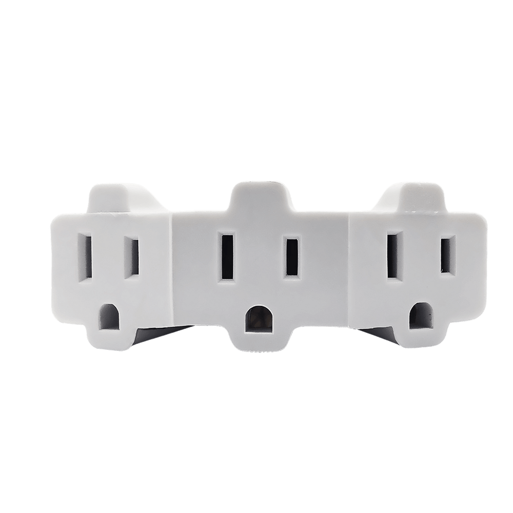 EC1608, 8ft Outdoor 3 Outlet Extension Cord