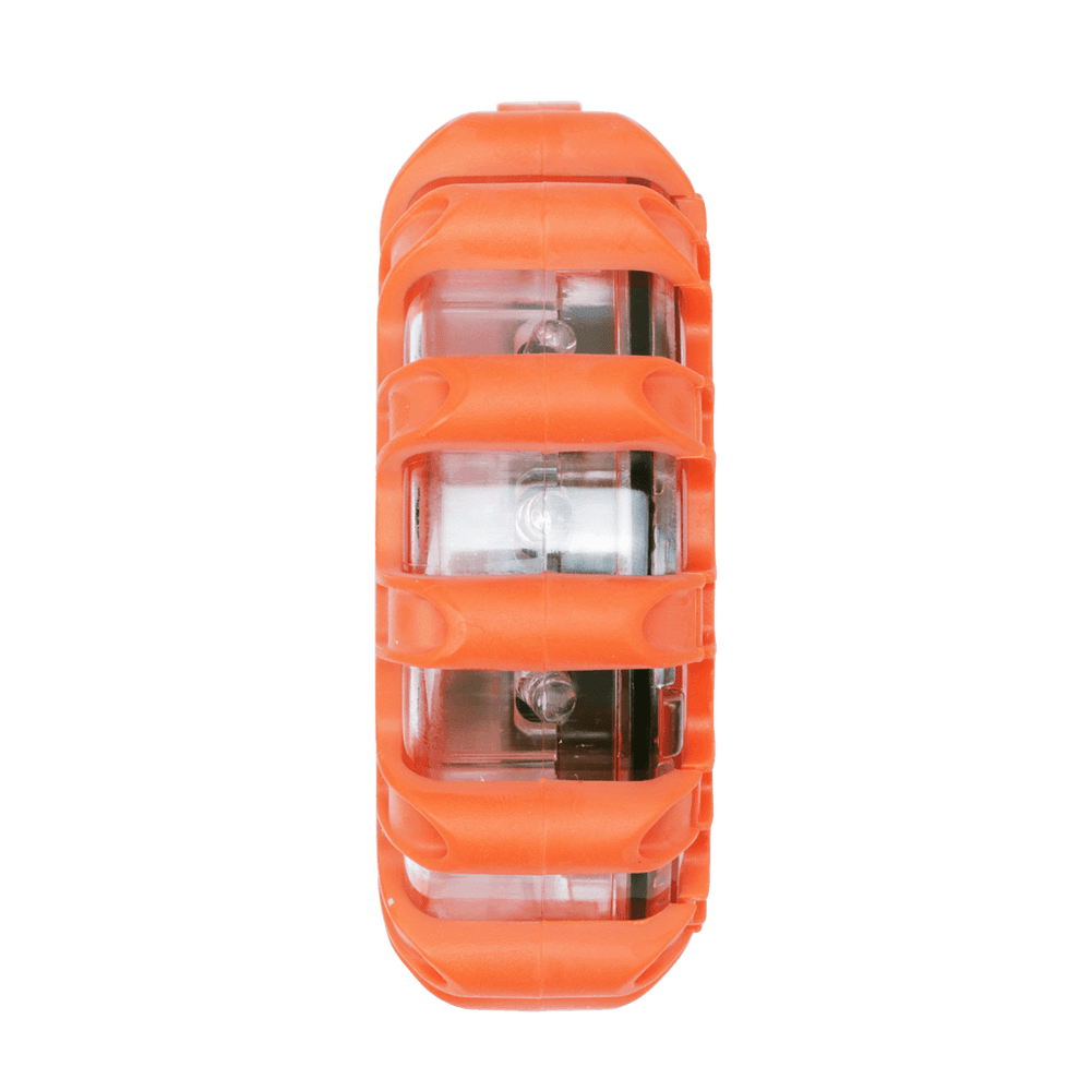 KL1014-3, 3-Pack LED Road Flare with Flashlight