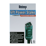 EC1607, 6ft Power Stake