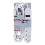 PS08 9, 9ft 6 Outlet Power Strip