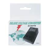 CV012, 50 Watts Deluxe Voltage Converter