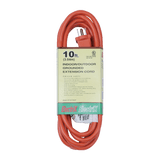 EC1610ULF, 10ft Indoor/Outdoor Grounded Extension Cord