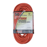 EC1650ULF, 50ft Indoor/Outdoor Grounded Extension Cord