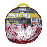 ECJC2, Medium Duty Booster Cables 12ft 8 Gauge 300A for Compact to Midsize Vehicles