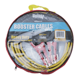 ECJC3, Heavy Duty Booster Cables 12ft 4 Gauge 400A for Large Cars, Trucks & SUV'S