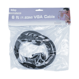 HPV06, 6ft (1.83M) VGA Cable