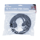 HPV10, 10ft (3.05M) VGA Cable
