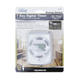 PS92, 7 Day Digital Timer with Astronomic Features 24 Hour Programmable