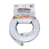 RG5925WTAAF, RG59 25ft (7.62m) Coaxial Cable