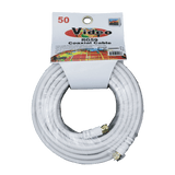 RG5950WTG, RG59 40ft Coaxial Cable