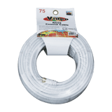 RG5975WTG, RG59 60ft Coaxial Cable