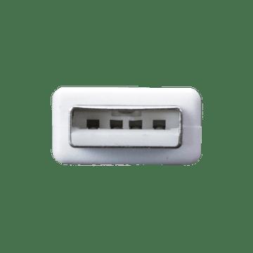 CA601 WT, 6ft USB 2.0A Male to 5 Pin Mini USB B Male