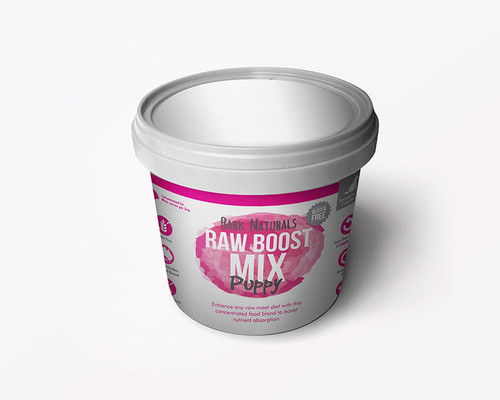Raw Boost Mix Puppy 5.98kg