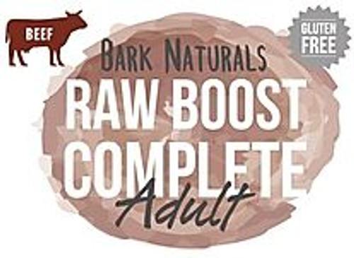 Raw Boost Beef - Adult