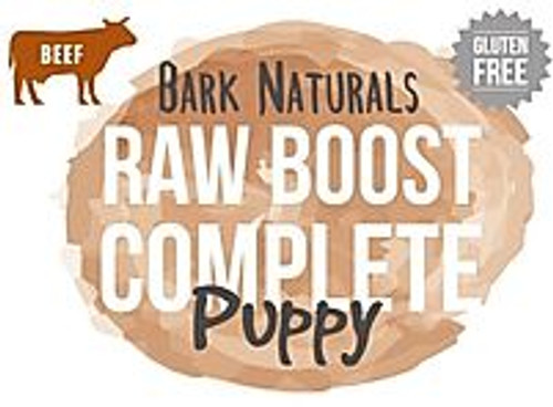 Raw Boost Beef - Puppy
